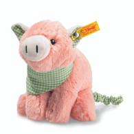 Steiff Piggilee Pull-Tail Pig EAN 241192
