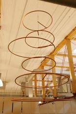 Copper Circles Mobile