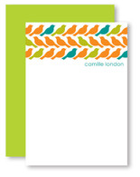 Birds Personalized Stationery