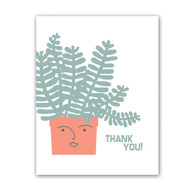 Succulent Thank You Cards