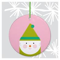 Happy Elf Ornament