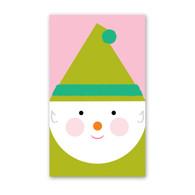Happy Elf Enclosure Cards