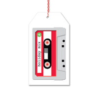 Mix Tape Gift Tags