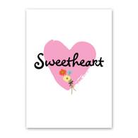 Cursive Sweetheart