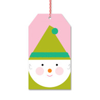 Happy Elf Gift Tags