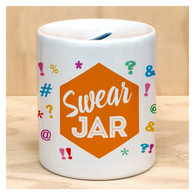 Swear Jar Coin Bank by Rock Scissor Paper