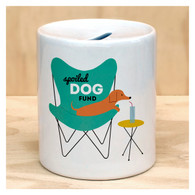 Spoiled Dog Fund Coin Bank by Rock Scissor Paper
