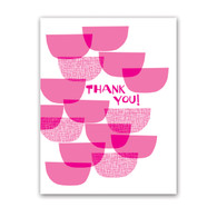 Ingrid Thank You Cards by Rock Scissor Paper