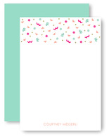 Courtney Personalized Stationery