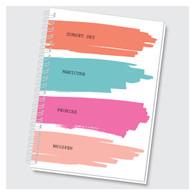 Favorite Colors - Sunset Sky Journal