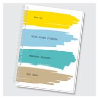 Favorite Colors -SPF 50 - Journal by Rock Scissor Paper