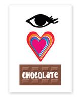 Love Rebus Valentine's Day Card