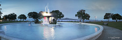 Mission Bay fountain (colour, to 1.4m)