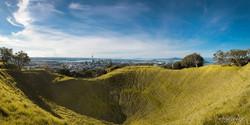 Mount Eden Crater (rectangular, to 1.4m)