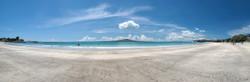 Takapuna Beach (panoramic to  1.8m)
