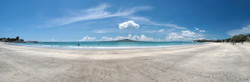 Takapuna Beach (panoramic to  1.8m)