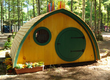 """The base kit for the Big Merry allows you the flexibility to choose from our upgrades, or DIY.  We have flooring and roofing options available to purchase, or you can choose to """"do it yourself"""" to save some coin!"""