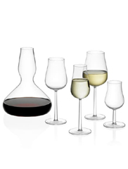 NEW ESSENCE PLUS GLASSWARE by Iittala