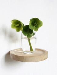 Balcon Beech (Screw In) Shelf by Inga Sempé