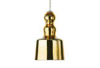 ACQUAMIKI GOLD PENDANT design by Michele DeLucchi