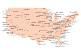 STITCHING POSTCARDS (USA)