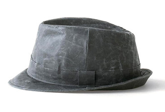 SIWA TYROLEAN HAT (BLACK)