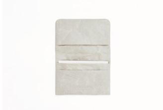 SIWA BUSINESS CARD CASE (GREY)