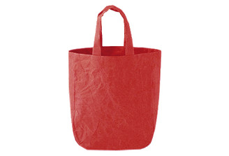 SIWA ROUND TOTE BAG (RED)