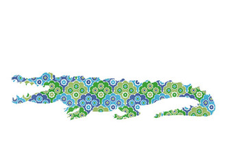 WALLPAPER WILDLIFE CROCODILE by Inke Heiland wm-crocodile-0036