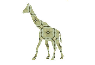 WALLPAPER WILDLIFE GIRAFFE by Inke Heiland wm-giraffe-0076