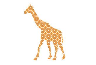 WALLPAPER WILDLIFE GIRAFFE by Inke Heiland wm-giraffe-0087