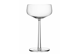 (Set of 4) IITTALA ESSENCE COCKTAIL BOWL CLEAR, 10.25 oz