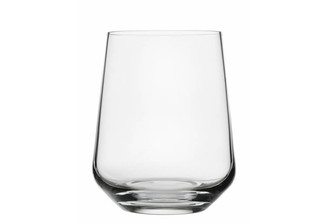 (Set of 4) IITTALA ESSENCE TUMBLER CLEAR, 11.75 oz