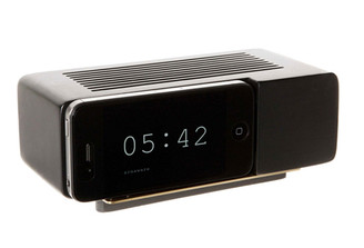 ALARM DOCK BLACK design by Jonas Damon
