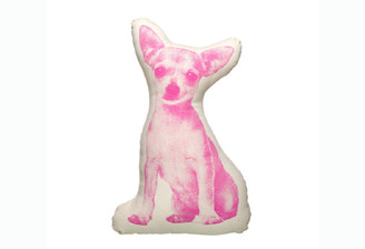 SALVOR FAUNA CHIHUAHUA MINI CUSHION/PILLOW by Ross Menuez