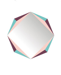 The Octagon Mirror designed by Clara von Zweigbergk for Domestic