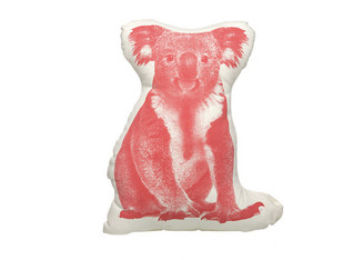 SALVOR FAUNA KOALA MINI CUSHION/PILLOW design by Ross Menuez