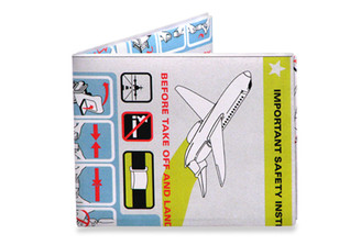 In Flight Mighty Wallet