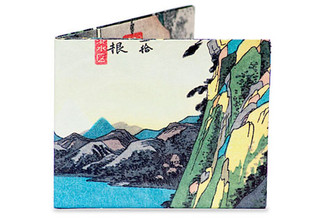 HIROSHIGE MIGHTY WALLET