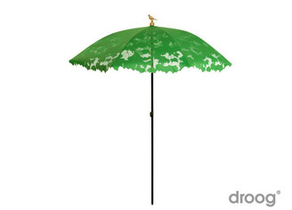 DROOG SHADYLACE PARASOL (GREEN) design by Chris Kabel