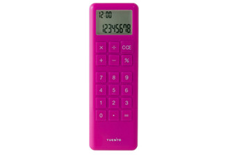 MOBILE CALCULATOR Designed by YUEN'TO idea-mobile-pink