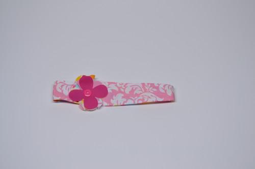Girls Flower Headband - Lyla