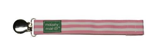 Ribbon Pacifier Clip