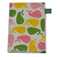 Rosie Burp Cloth