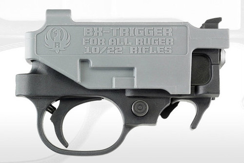 Ruger BX-Trigger - Fits Any Ruger 10/22 or 22 Charger Pistol