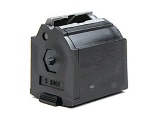 Ruger 10/22 22LR Black BX-1-5 5rd