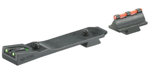 Ruger Open Sight Set for 10/22 Fiber optic Front with Dot Rear
