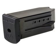 Ruger SR9C 9mm Compact Blue Finger Ext 10rd