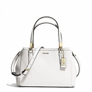 Madison Soffiano Leather Mini Christie Carryall