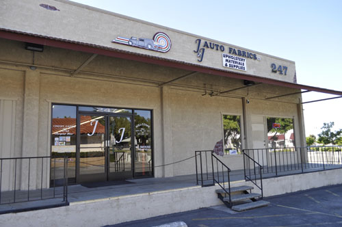 J&J Auto Fabrics, Inc. - Store and Warehouse
